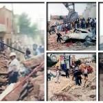 (Galería de Imágenes) Explosiones en Guadalajara (22 Abril 1992)
