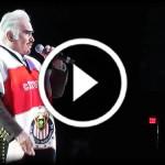 """Vicente Fernández canta ¡Guadalajara! y """"grita arriba las Chivas"""""""