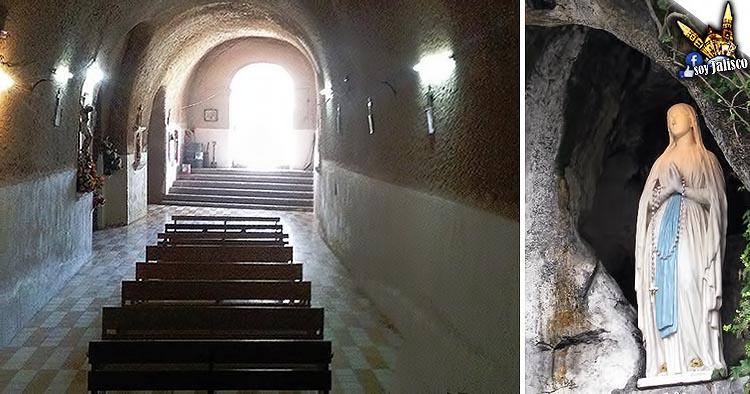 templo-arena-cueva-villa-corona-jalisco